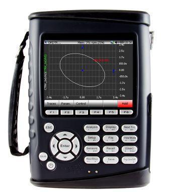 CoCo80机械设备状态监测,振动数据采集器,数据记录仪 6