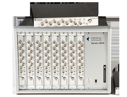 晶钻仪器Spider,CoCo,模态分析软件产品售后服务 3