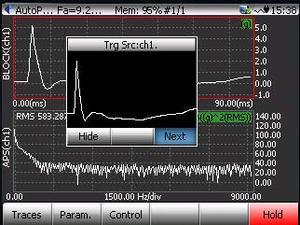 EDM 动态信号分析软件(DSA) 8